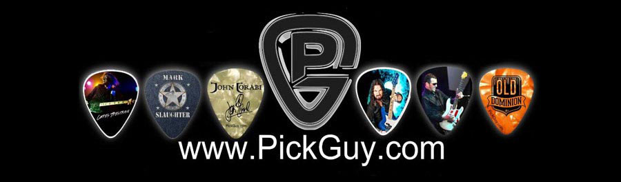 pickguy guitar picks
